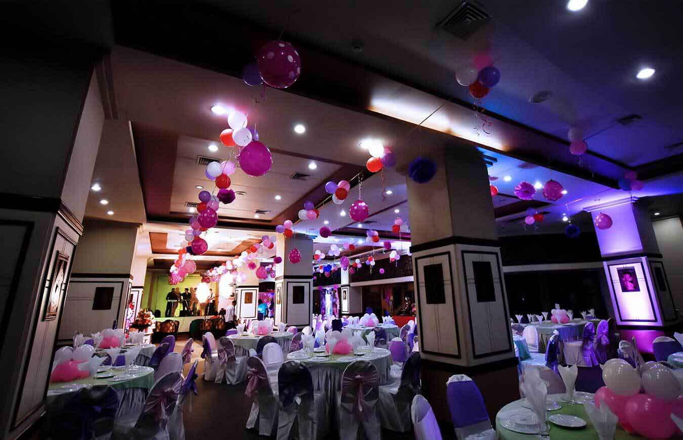 Banquet Hall in Dhaka