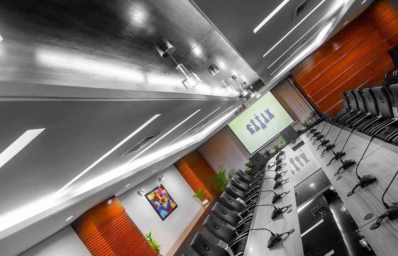 Conference Hall in Dhaka