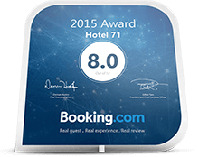 Hotel 71 booking